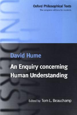 An Enquiry Concerning Human Understanding By Hume, David/ Beauchamp, Tom L. (EDT)